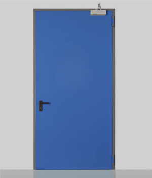 Porta tagliafuoco PROGET ad un'anta