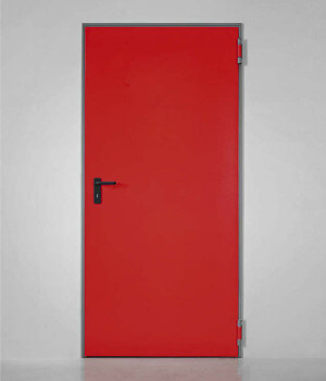 One-leaved fire doors UNIVER