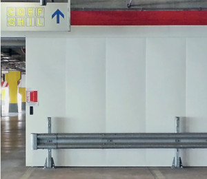 Single leaf sliding gate PV