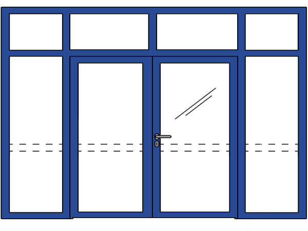 Molto Porte in acciaio - Ninz WW22