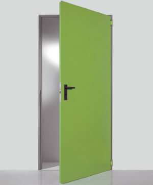 One-leaved multipurpose doors REVER