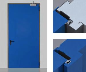 Captivant Portes PROGET Coupe Feu Idees