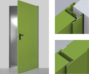 REVER multipurpose doors